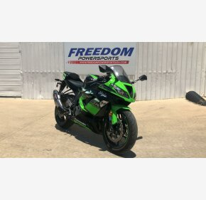 2016 Kawasaki Ninja ZX-6R for sale 200766279