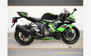 2016 Kawasaki Ninja ZX-6R for sale 200838473