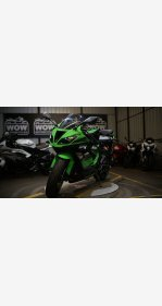 2016 Kawasaki Ninja ZX-6R for sale 200954808