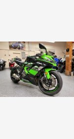 2016 Kawasaki Ninja ZX-6R for sale 201034147