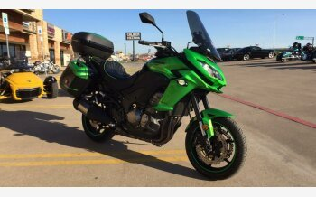 2016 Kawasaki Versys 1000 LT for sale 200678090