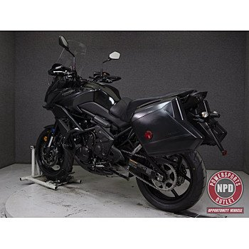 2016 Kawasaki Versys for sale 200966481