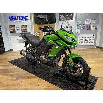2016 Kawasaki Versys 1000 LT for sale 201064544