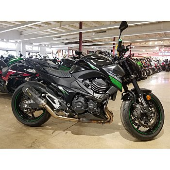 2016 Kawasaki Z800 for sale 200709526