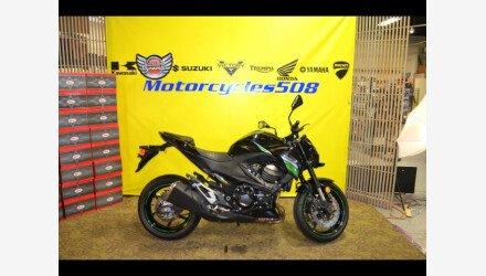 2016 Kawasaki Z800 ABS for sale 200917855