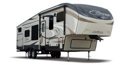 2016 Keystone Cougar 326SRX specifications
