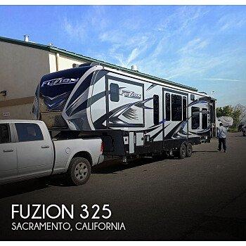 2016 Keystone Fuzion for sale 300202209