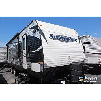 2016 Keystone Springdale for sale 300193179