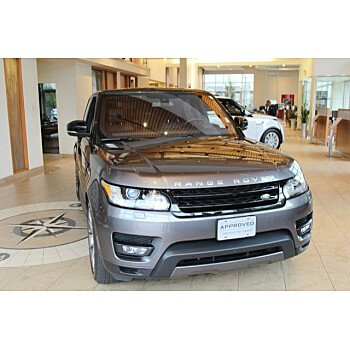 2016 Land Rover Range Rover Sport Supercharged for sale 101028890