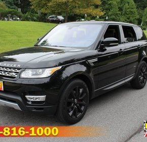 2016 Land Rover Range Rover Sport HSE for sale 101008504