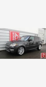 2016 Land Rover Range Rover Sport HSE for sale 101231758