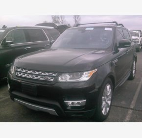 2016 Land Rover Range Rover Sport Supercharged for sale 101246978