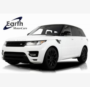 2016 Land Rover Range Rover Sport Autobiography for sale 101261265