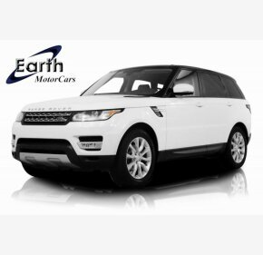 2016 Land Rover Range Rover Sport HSE for sale 101269877