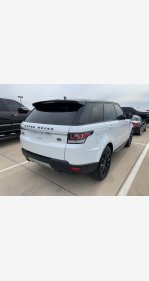 2016 Land Rover Range Rover Sport Supercharged for sale 101271817