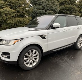 2016 Land Rover Range Rover Sport SE for sale 101283809
