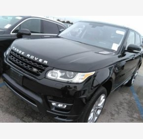 2016 Land Rover Range Rover Sport Autobiography for sale 101287641
