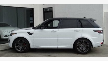 2016 Land Rover Range Rover Sport Supercharged for sale 101291542