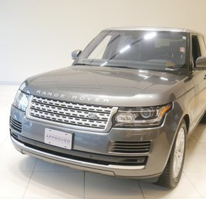 2016 Land Rover Range Rover HSE for sale 101251533