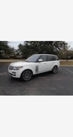 2016 Land Rover Range Rover Autobiography for sale 101259821