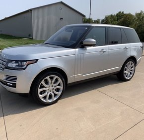2016 Land Rover Range Rover Supercharged for sale 101374841