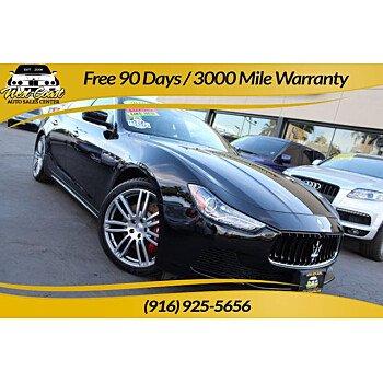 2016 Maserati Ghibli for sale 101377822