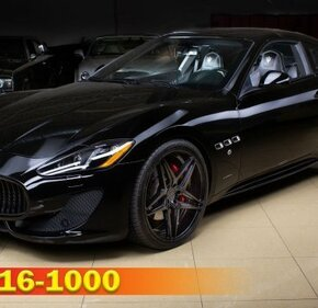 2016 Maserati GranTurismo Coupe for sale 101238042