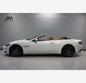 2016 Maserati GranTurismo Convertible for sale 101344211