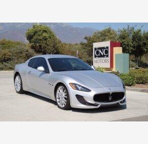 2016 Maserati GranTurismo Coupe for sale 101374092