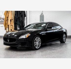2016 Maserati Quattroporte S Q4 for sale 101295749