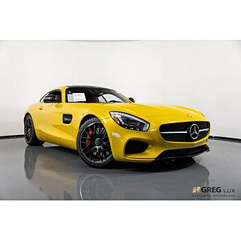 2016 Mercedes-Benz AMG GT S for sale 101035582