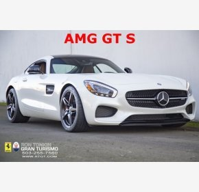 2016 Mercedes-Benz AMG GT S for sale 101100238