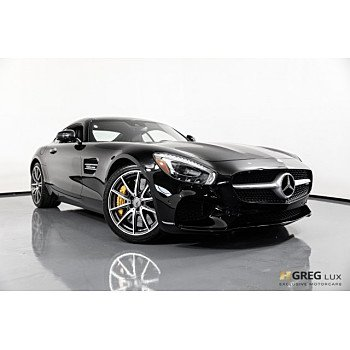2016 Mercedes-Benz AMG GT S for sale 101168583