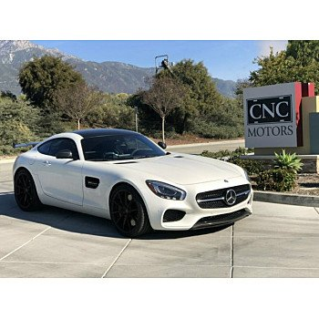2016 Mercedes-Benz AMG GT S for sale 101256099