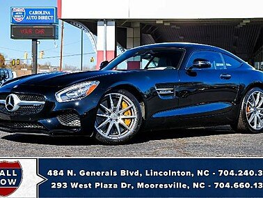 2016 Mercedes-Benz AMG GT for sale 101411520