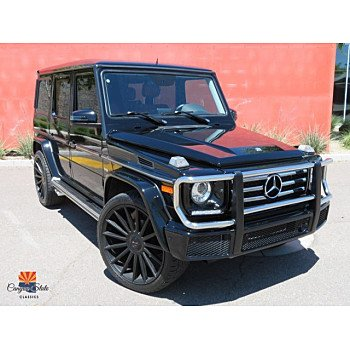 2016 Mercedes-Benz G550 for sale 101318244