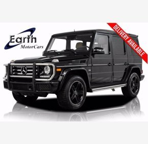 2016 Mercedes-Benz G550 for sale 101357643