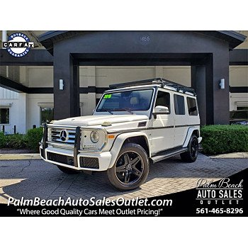 2016 Mercedes-Benz G550 for sale 101613873