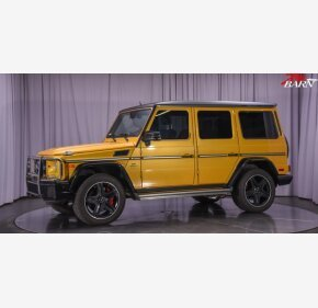2016 Mercedes-Benz G63 AMG for sale 101362280