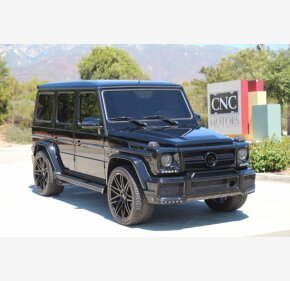 2016 Mercedes-Benz G63 AMG for sale 101371840