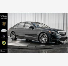 2016 Mercedes-Benz S550 Sedan for sale 101077368