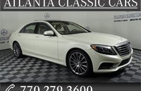 2016 Mercedes-Benz S550 Sedan for sale 101097357