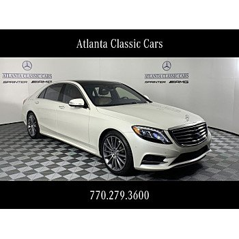 2016 Mercedes-Benz S550 Sedan for sale 101224803