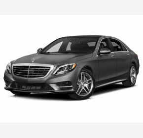 2016 Mercedes-Benz S550 Sedan for sale 101235176