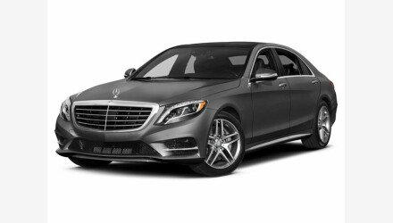 2016 Mercedes-Benz S550 Sedan for sale 101235176