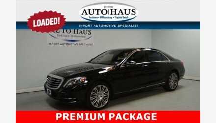 2016 Mercedes-Benz S550 Sedan for sale 101239646