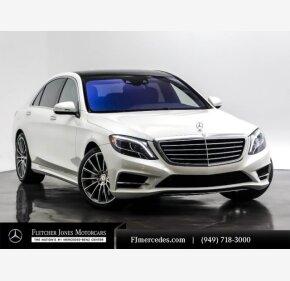 2016 Mercedes-Benz S550 Sedan for sale 101272283