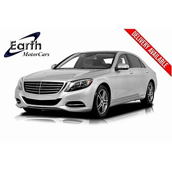 2016 Mercedes-Benz S550 for sale 101552816