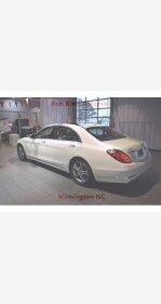 2016 Mercedes-Benz S550 4MATIC Sedan for sale 101166232