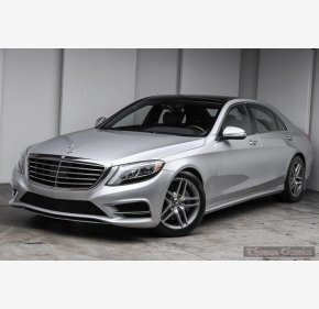 2016 Mercedes-Benz S550 4MATIC Sedan for sale 101173682